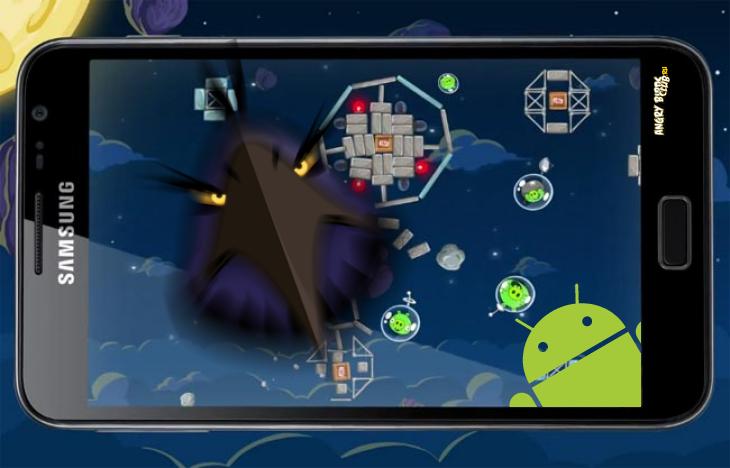 Космический Орёл Space Eagle и эпизод Danger Zone доступны на Android