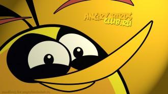 Angry Birds обои 1920x1080 от madfive5 - Птица-Шар