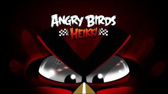 Angry Birds Heikki логотип обои 1920x1080