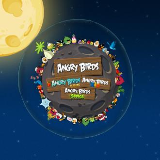 Обои Angry Birds Space Wallpaper для iPad от Mr. Green - Миллиард загрузок