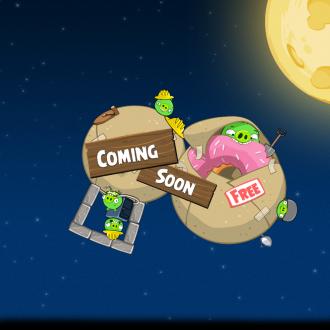 Обои Angry Birds Space Wallpaper для iPad от Mr. Green - Coming Soon