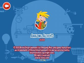 Amazing Alex - Информация об игре и разработчиках