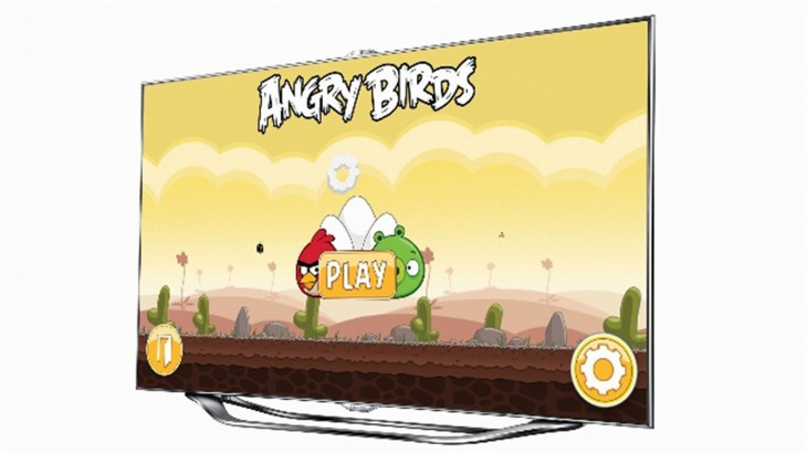 Рецензия Angry Birds Smart TV