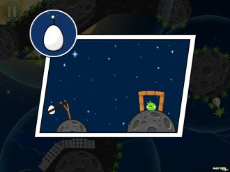 Angry Birds Space Utopia - Помощь по Космическому Яйцу