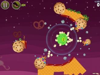 Angry Birds Space Utopia - Уровень 4-30 - Толстый Свин