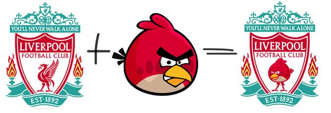 Красный на эмблеме клуба AПЛ