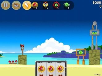 Обновление Angry Birds Original: Ежедневный подарок