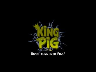 Обновление Angry Birds Original: Режим King Pig