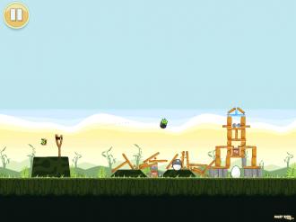 Обновление Angry Birds Original: King Pig - Свиньи вместо Птиц