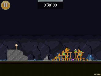 Обновление Angry Birds Original: Уровень Bird Frenzy