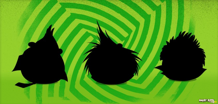 Angry Birds & Green Day - Зелёные Свиньи