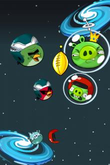 Angry Birds Space обои Космический Спорт от Mr.Green