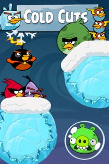 Обои Angry Birds Space Cold Cuts от Zooma