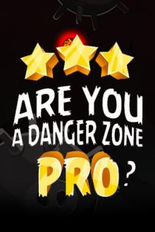 "Обои Angry Birds Space ""А ты прошёл Danger Zone?"" от Zooma"