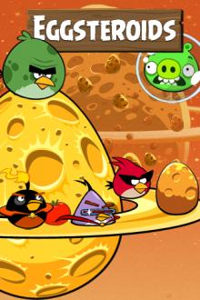 Обои Angry Birds Space Яйцероиды от Zooma