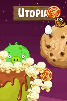 Обои Angry Birds Space Utopia от Zooma