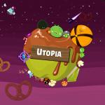 Angry Birds обои на iPad - Utopia - от Mr.Green