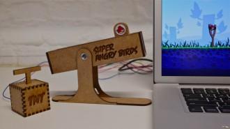 Super Angry Birds - общий вид