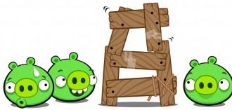 Bad Piggies Facebook - Поражение - ключ к победе!