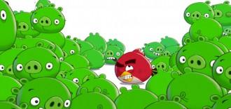 Bad Piggies Facebook - Свинной дождь!