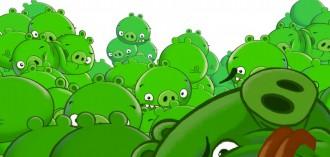 Bad Piggies Facebook - Одно местечко найдётся?