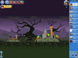 Хэллоуин-турнир: Уровень 1