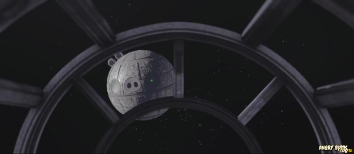 Видеоролики Angry Birds Star Wars