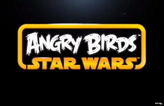 Логотип Angry Birds Star Wars