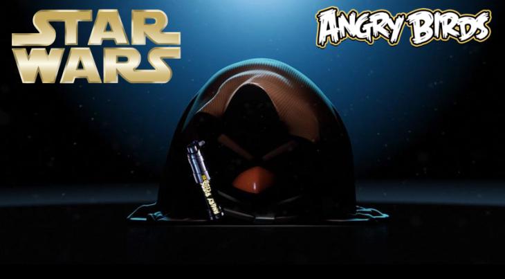 Тизер Angry Birds Star Wars