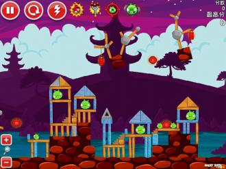 Angry Birds McDonald's - Второй промо-уровень