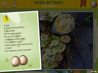 Bad Piggies Best Egg Recipes: Иллюстрация блюда