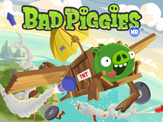 Bad Piggies - Загрузка