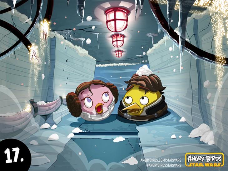 Комикс Angry Birds Star Wars - Часть 17