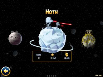 Angry Birds Star Wars - Hoth: Выбор эпизода