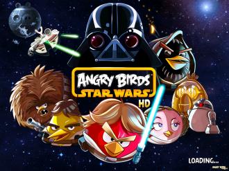Angry Birds Star Wars: Загрузка