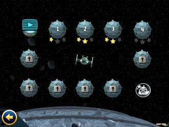 Выбор уровня: Звезда Смерти