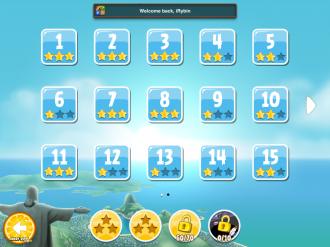 Angry Birds Rio: новые бонусные уровни