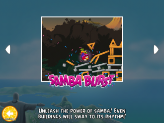 Описание активатора Samba Burst