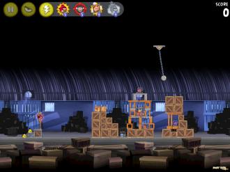 Angry Birds Rio: Звёздный уровень 2