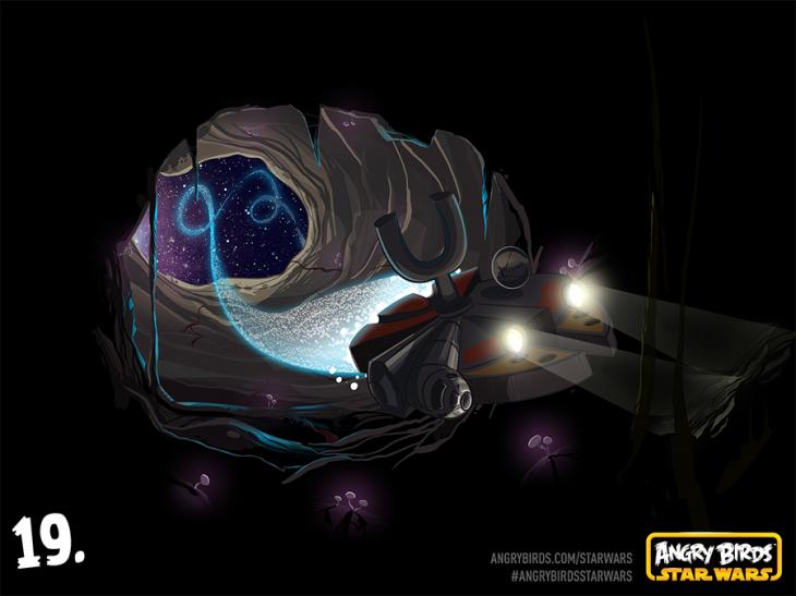 Комикс Angry Birds Star Wars - Часть 19