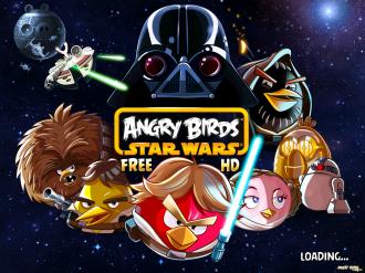Angry Birds Star Wars Free: Загрузка