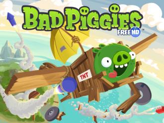 Bad Piggies Free - Загрузка