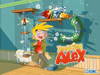 Amazing Alex Free: Загрузка