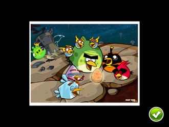 Angry Birds Space Pig Dipper - Финальный комикс