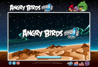 Angry Birds Tazos: Загрузка