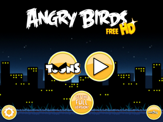 Angry Birds Free: Angry Birds Toons