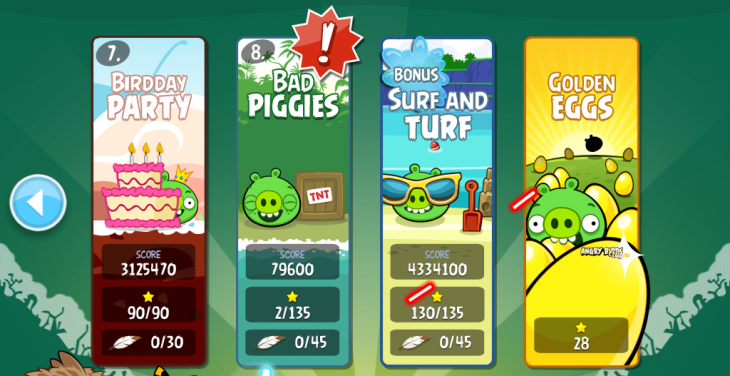 Angry Birds Original конец эпизода Bad Piggies
