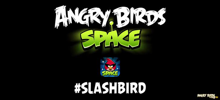 В Angry Birds Space анонсирована новая птица SlashBird