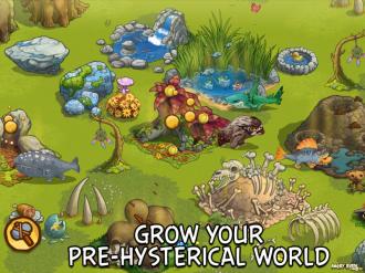 Вырасти свой доисторический мир
