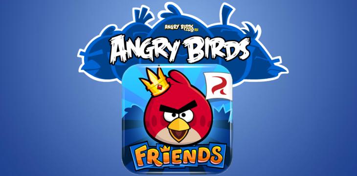 Angry Birds Friends появятся в виде приложения на iOS и Android